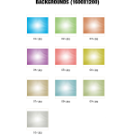 Background Graphics Pack - 1600x1200 - Style 5