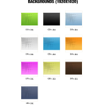 Background Graphics Pack - 1920x1020 - Style 7